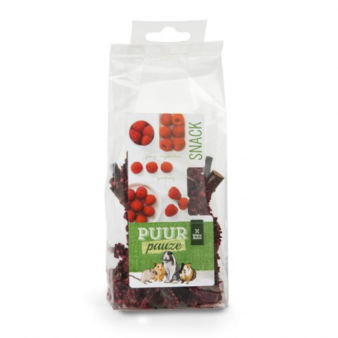 PUUR Chew Stick Raspberry 50g